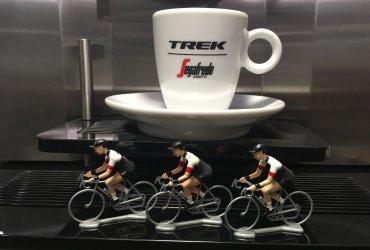 De koffie staat klaar