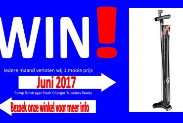 Maandactie! juni 2017